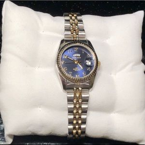 Water resistant Quartz Foster Grant watch